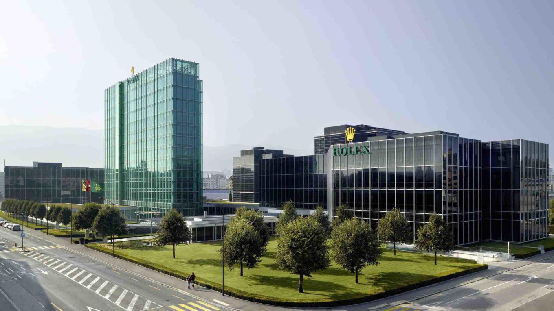 Rolex World Headquarters Geneva