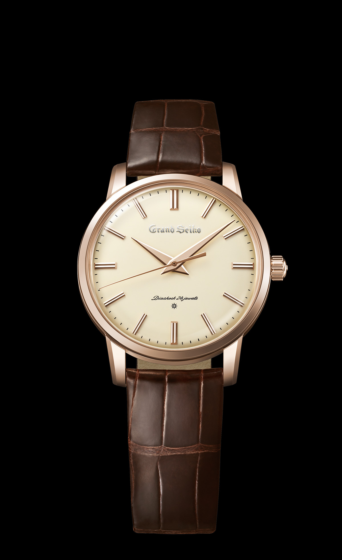 SBGW260 Grand Seiko Kintaro Hattori 160th Anniversary Limited Edition