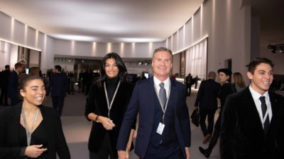 SIHH 2019, celebrities David Coulhard wife Karen Minier