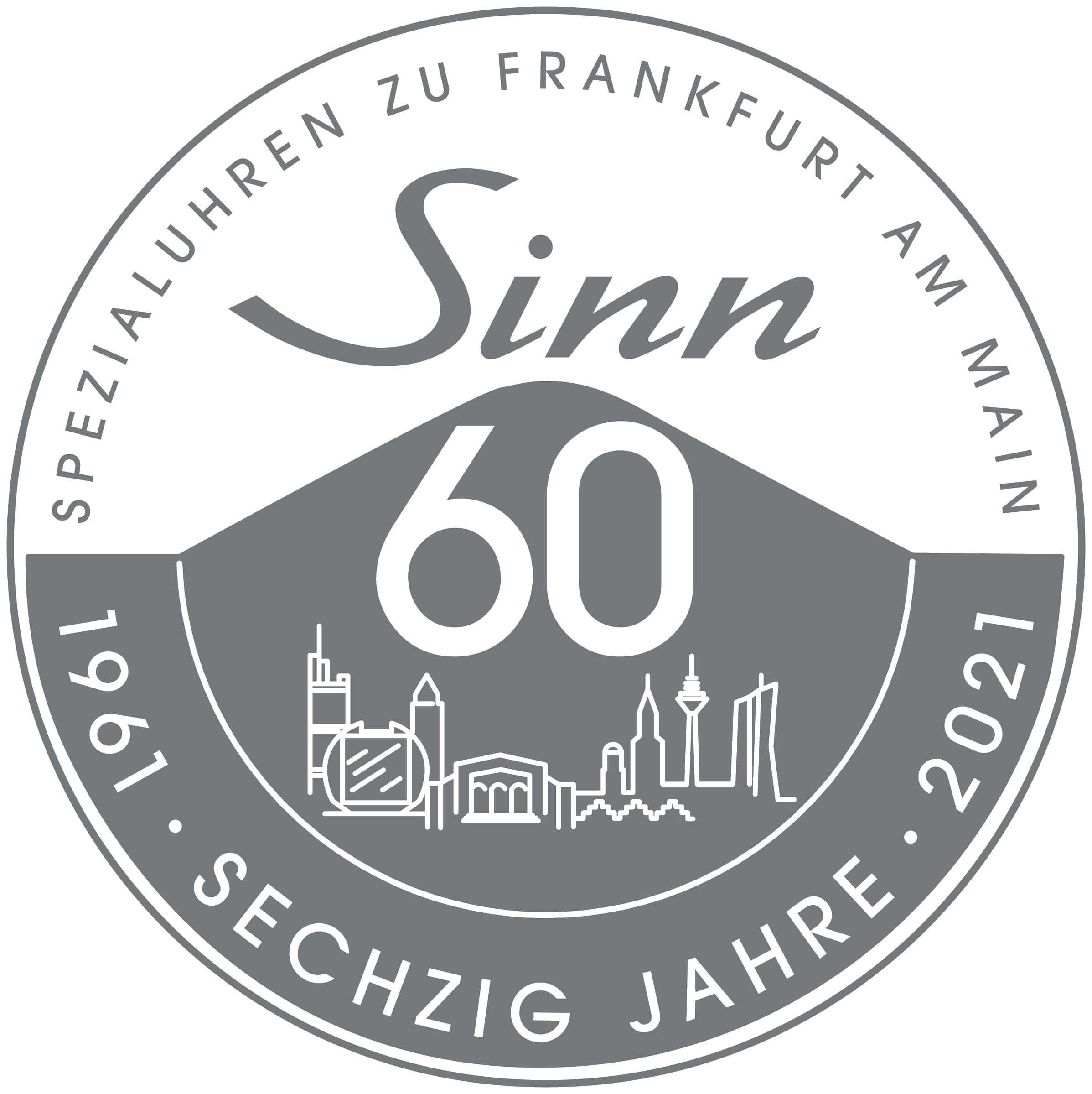 SINN 60 Jahre Logo sRGB min