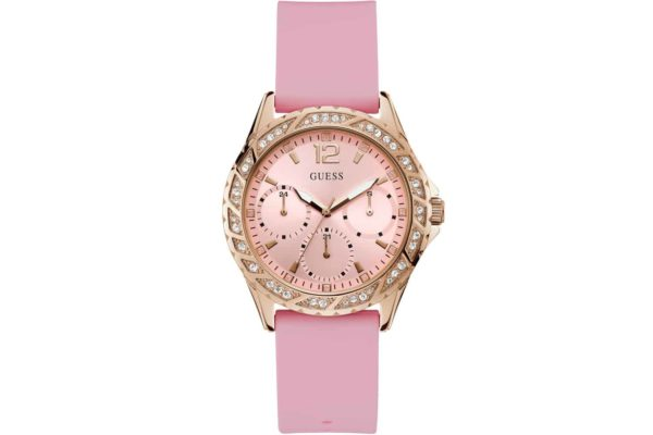 SPARKLING PINK WATCH GUESS WATCHES
