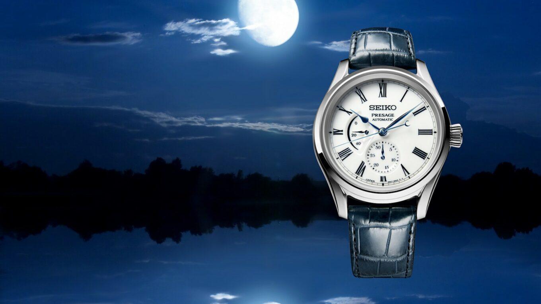 SPB171 Seiko Presage Arita Porcelain Limited Edition Watch 1 min