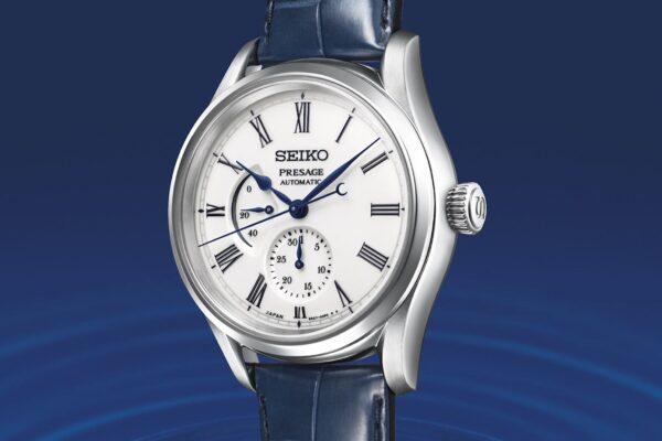 SPB171 Seiko Presage Arita Porcelain Limited Edition Watch 3 min