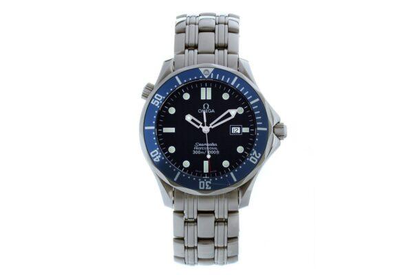 Seamaster timepieces since GoldenEye in 1995