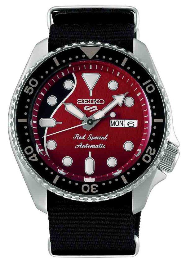 Seiko 5 Brian May Limited Edition SRPE83K1