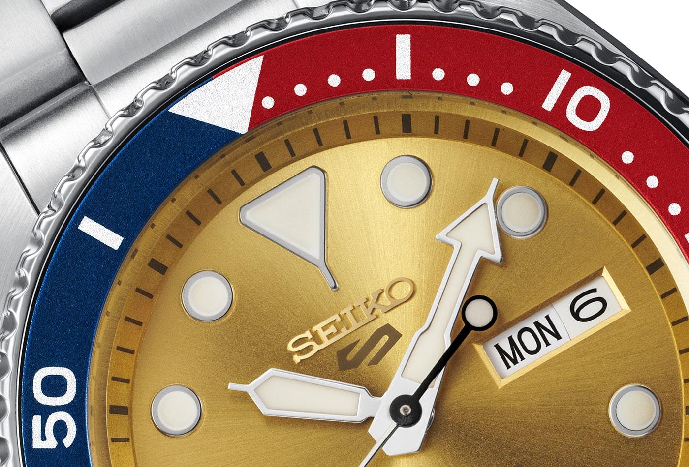 Seiko 5 Sports Custom Watch Beatmaker 2021 Limited Edition 5 min