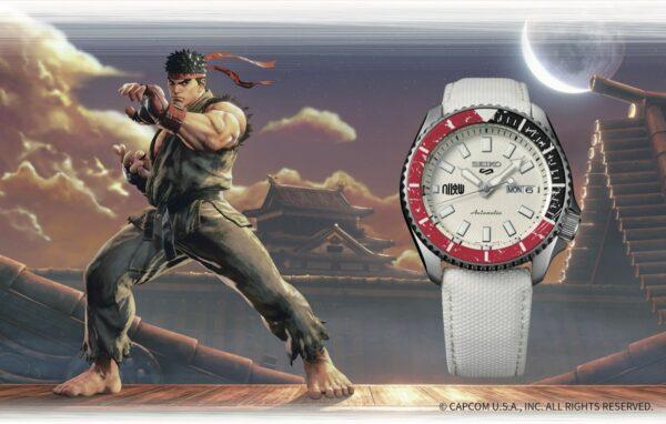 Seiko 5 Sports Street Fighter Watches 1