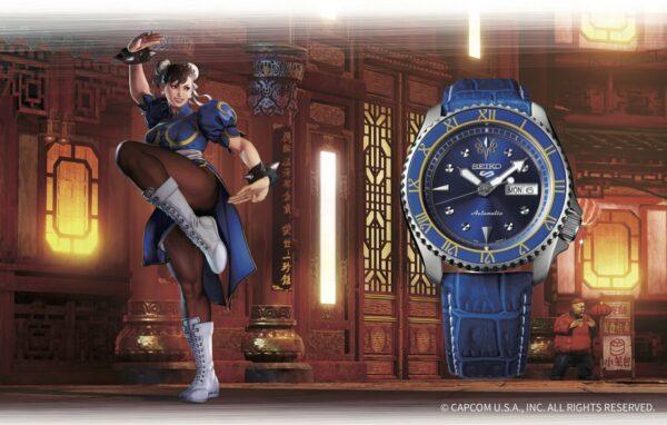 Seiko 5 Sports Street Fighter Watches 3