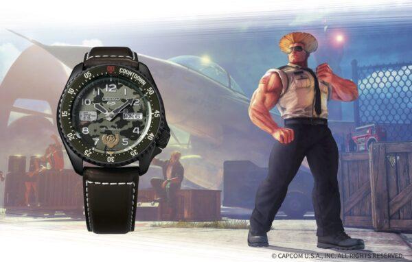 Seiko 5 Sports Street Fighter Watches 4