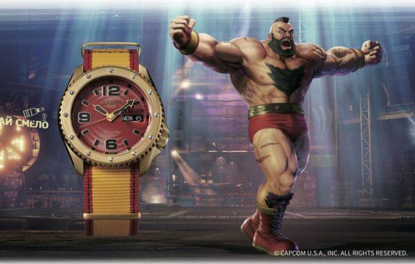 Seiko 5 Sports Street Fighter Watches 6