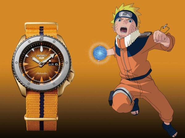 Seiko 5 Sports SRPF70 Naruto
