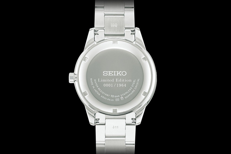 Seiko Presage 2020 Limited Edition4