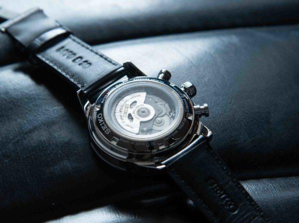 Seiko Presage Chronograph 55th Anniversary Limited Edition RQ031J1 0055/1000
