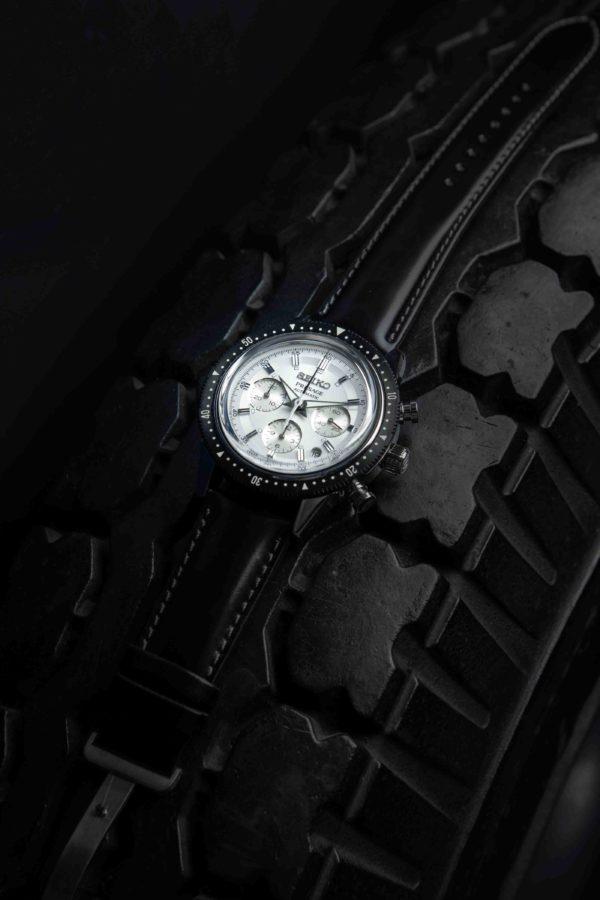 Seiko Presage Chronograph 55th Anniversary Limited Edition RQ031J1
