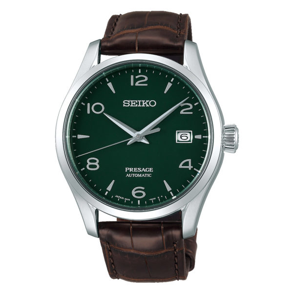 Seiko Presage Green LE SPB111J 3