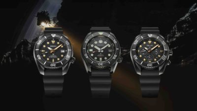 Seiko Prospex Black Series Limited Editions 2020
