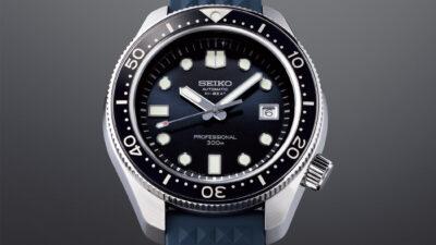 Seiko Prospex Diver 55th Anniversary Re Edition 1968 Hi Beat Diver SLA039 1