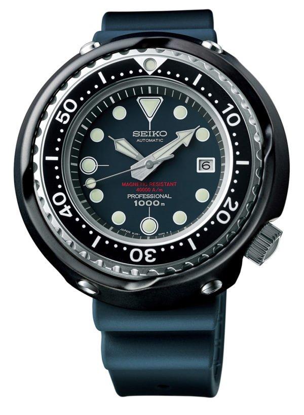 Seiko Prospex Diver 55th Anniversary Re Edition 1975 Tuna 600m Diver SLA041 2 1