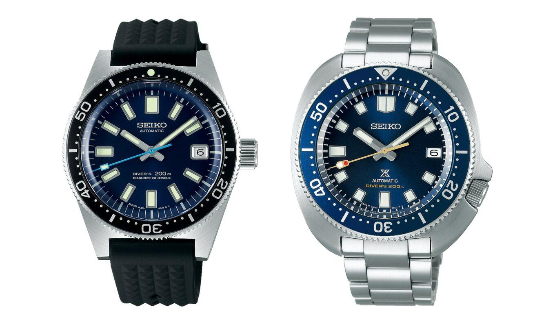 Seiko Prospex Divers 55th 1 1 min