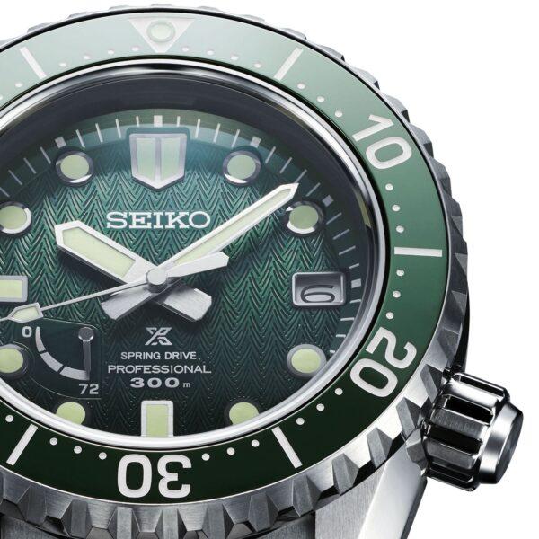 Seiko Prospex LX line Limited Edition SNR045 Spring Drive 1 min