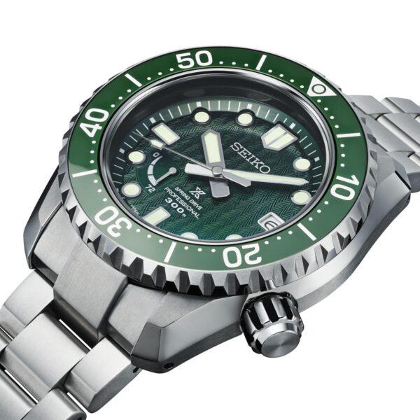 Seiko Prospex LX line Limited Edition SNR045 Spring Drive 5 min