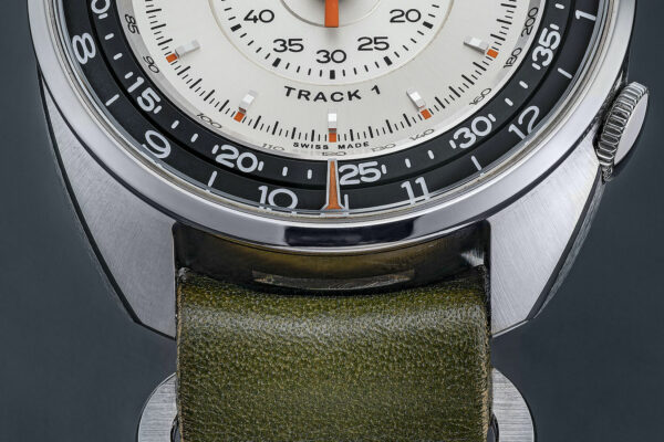 Singer Reimagined Track 1 Prototype chronograph 4