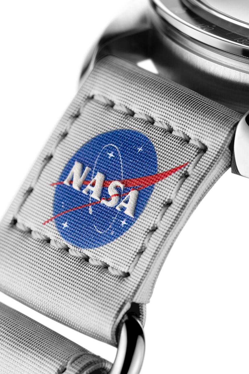 Speedmaster Moonwatch Velcro Strap 2