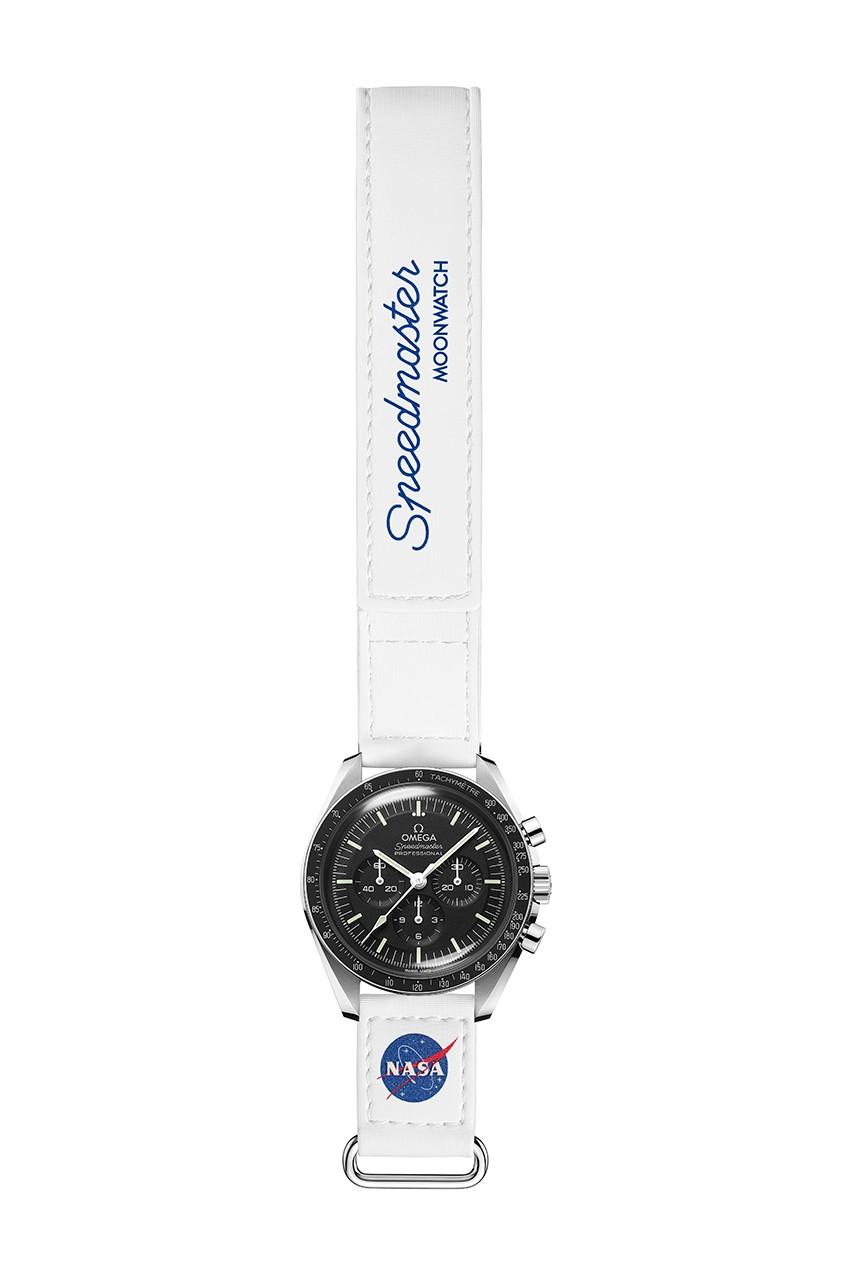 Speedmaster Moonwatch Velcro Strap 3