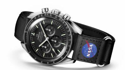 Speedmaster Moonwatch Velcro Strap 4 min