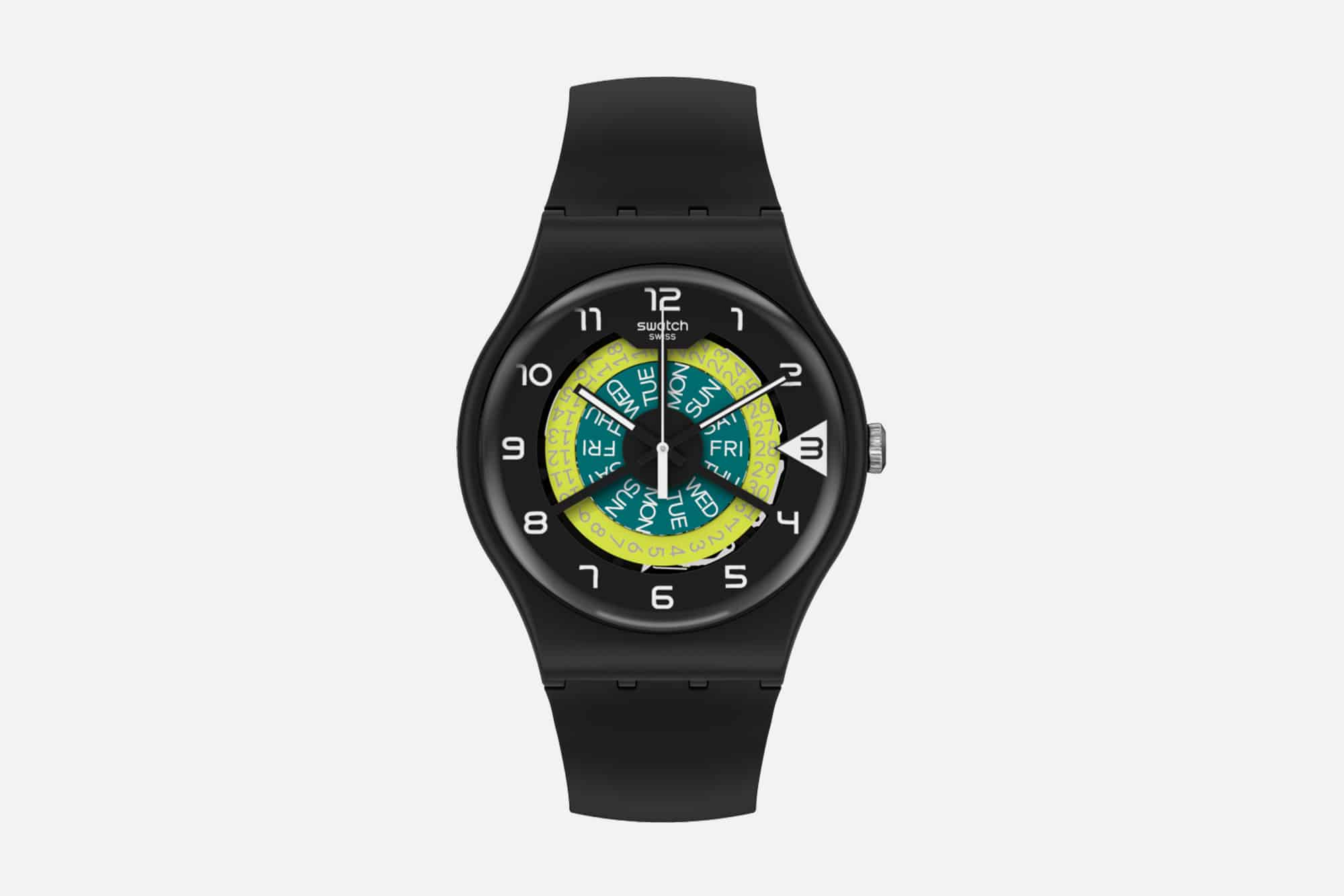 Swatch Day Date Keep Turning ref. SUOB732
