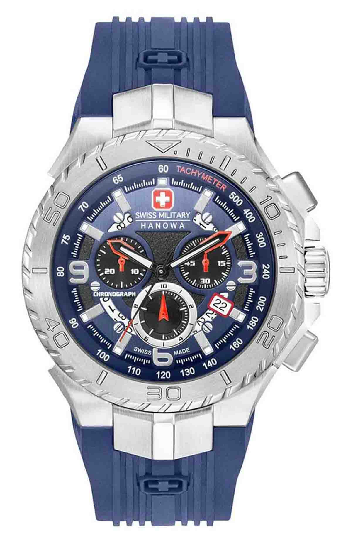 Swiss Military Hanowa Seaman Chrono 06-4329.04.003