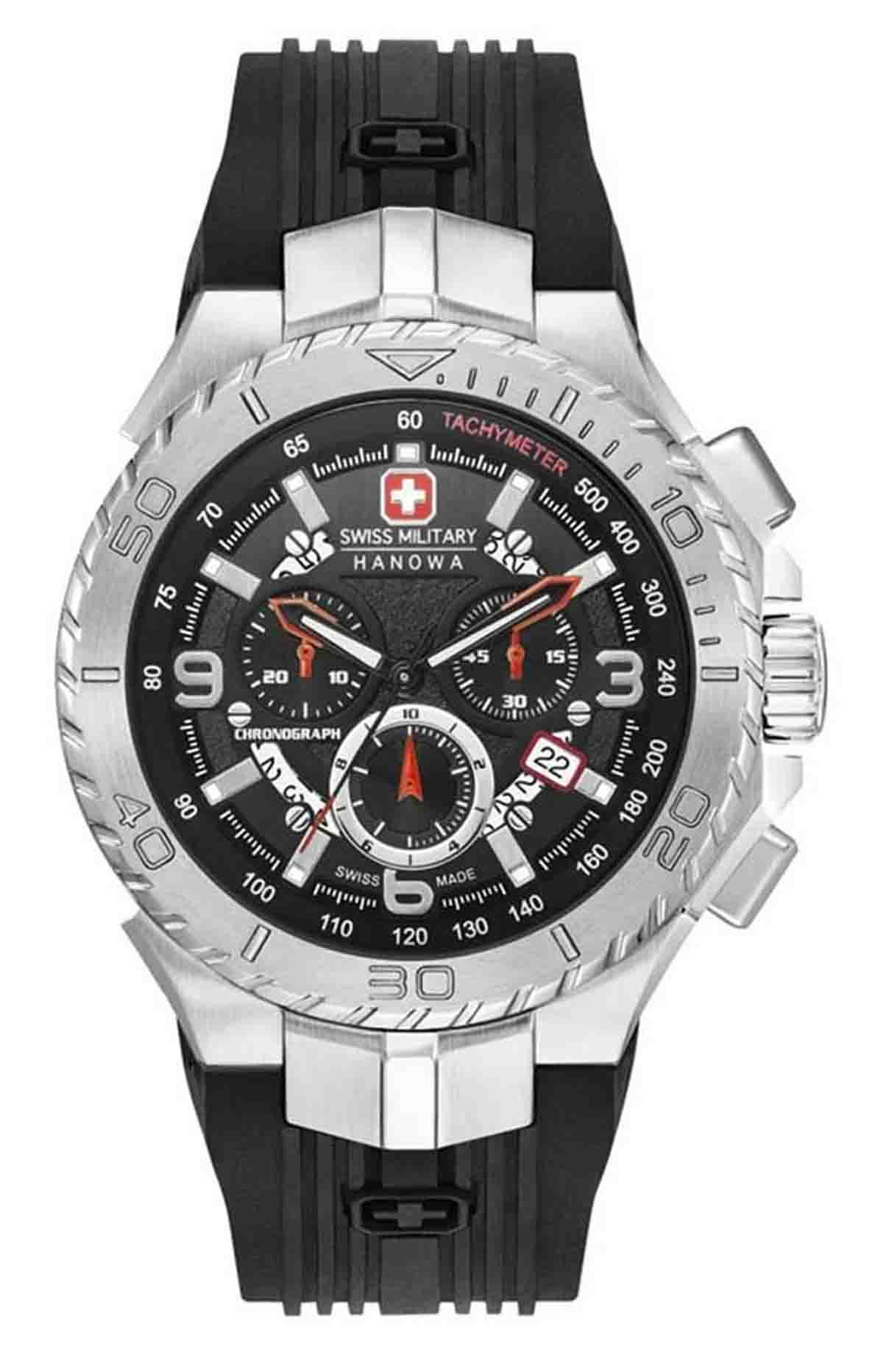 Swiss Military Hanowa Seaman Chrono 06-4329.04.007