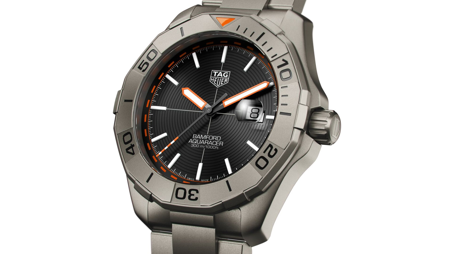 TAG Heuer Aquaracer Bamford Limited Edition 1 min