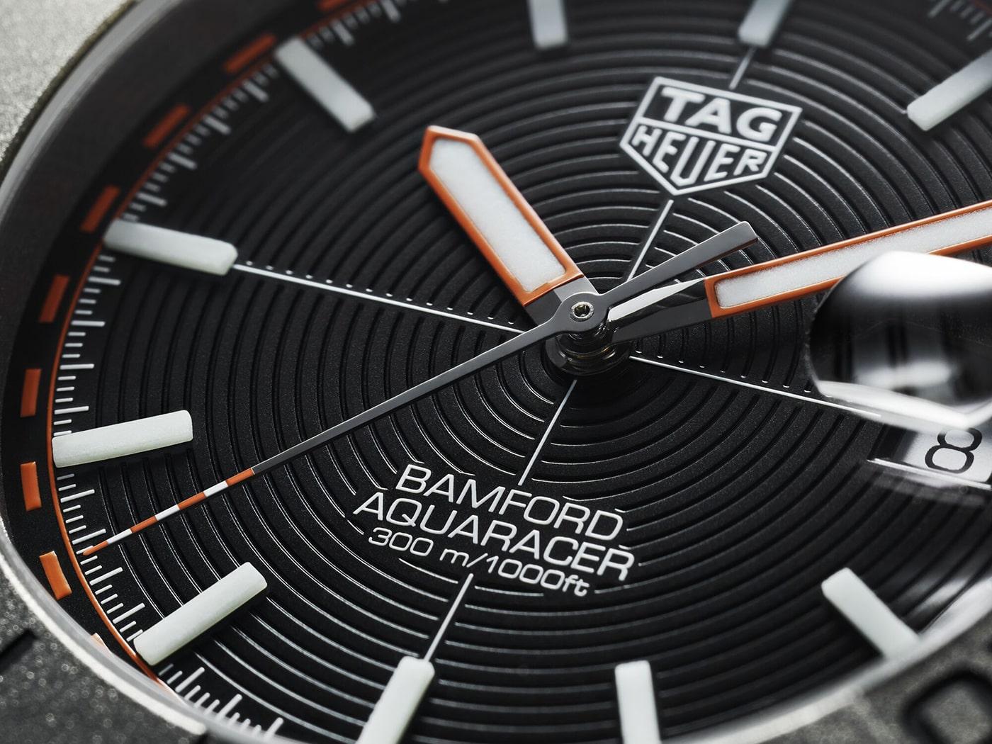 TAG Heuer Aquaracer Bamford Limited Edition 5 min
