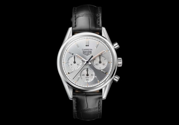 TAG Heuer Carrera 160 Years Silver 6