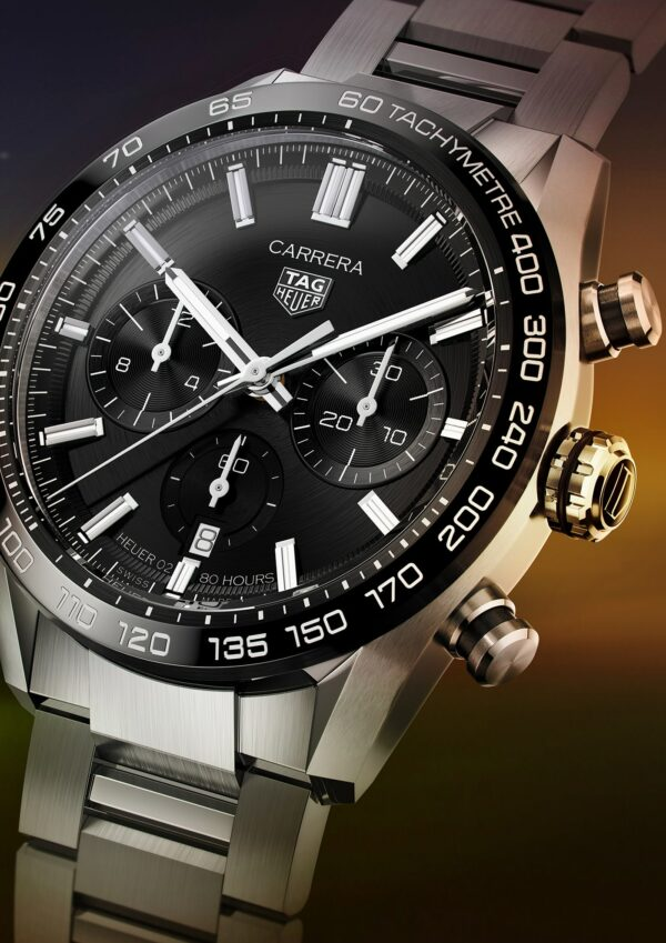 TAG Heuer Carrera Sport Chronograph Heuer 02 2 min
