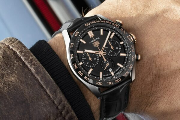 TAG Heuer Carrera Sport Chronograph Heuer 02 9 min