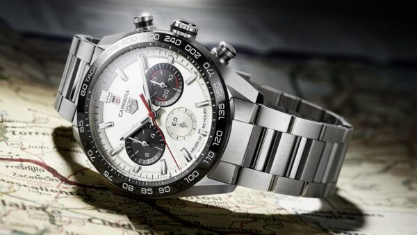 TAG Heuer Carrera Sport Chronograph Special Edition 1 min