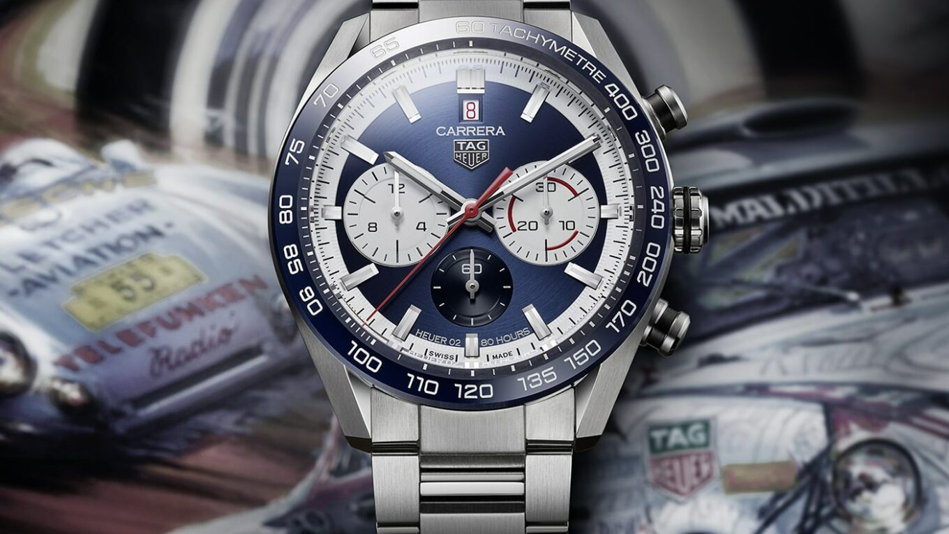 TAG Heuer Carrera Sport Chronograph Special Edition 3 min