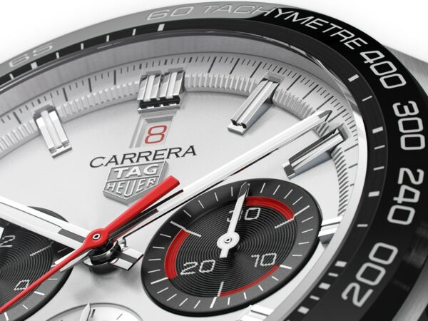 TAG Heuer Carrera Sport Chronograph Special Edition 7 min