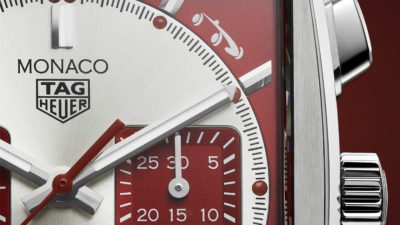 TAG Heuer Monaco Calibre 02 Grand Prix de Monaco Historique Edition CBL2114 3