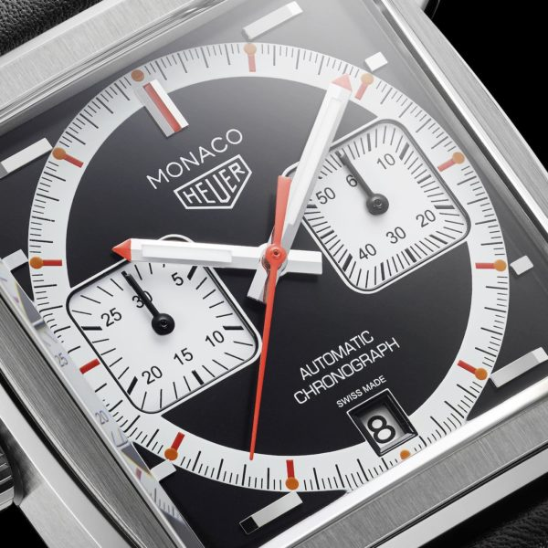 TAG Heuer Monaco Limited Edition No 4 Watch 6