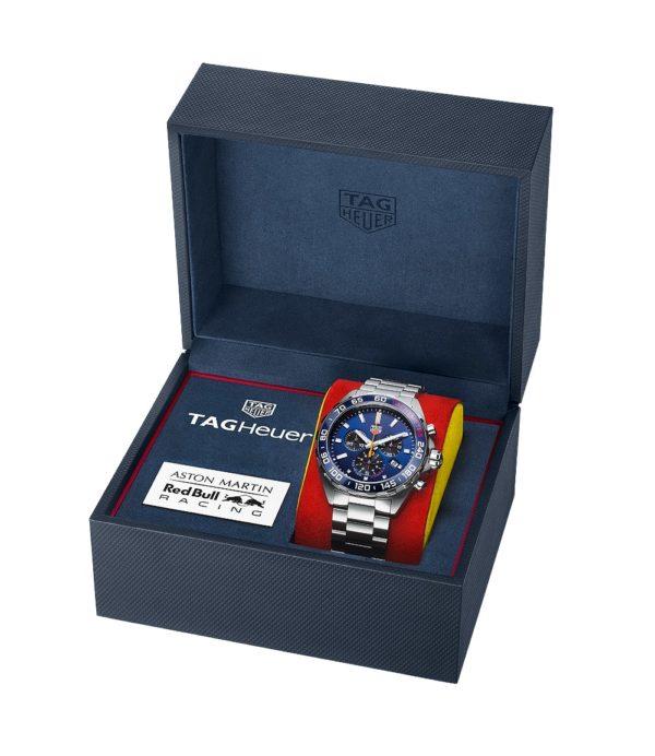TAG Heuer Formula One RedBull box 1000 min