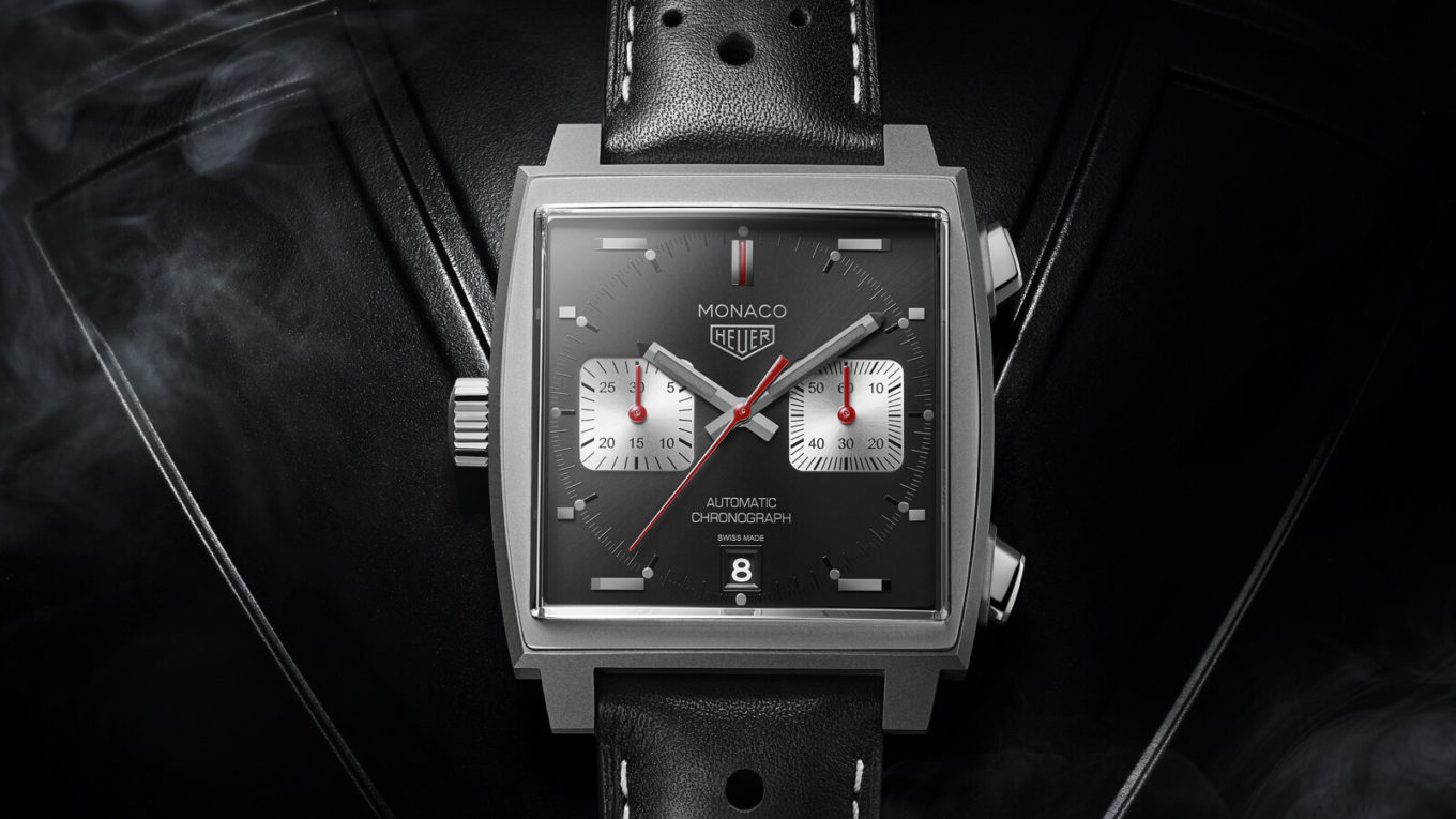 TAG Heuer Monaco 2009 2019 Limited Edition dial4