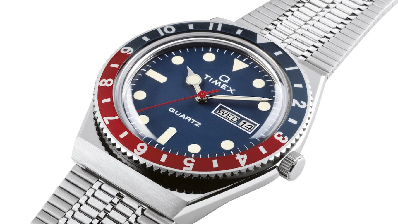 TImex Divers Reissue gmt min