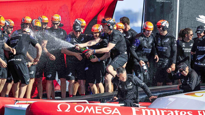Teama New Zeland osvojio 36. America's Cup