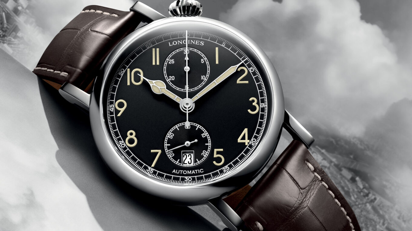 The Longines Avigation Watch Type A 7 1935 2020 model 6