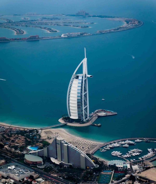 The Palm Burj Al Arab i Jumeirah Beach Hotel