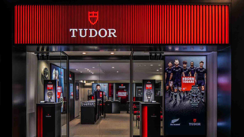 Tudorov monobrand butik u Tokiju