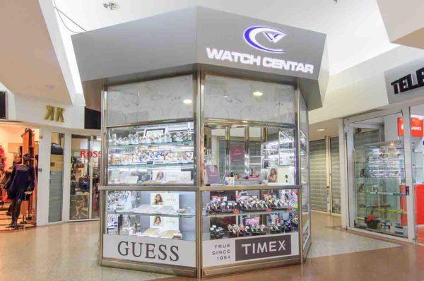 Watch Centar TIME 2 u Importanne Centru u Zagrebu